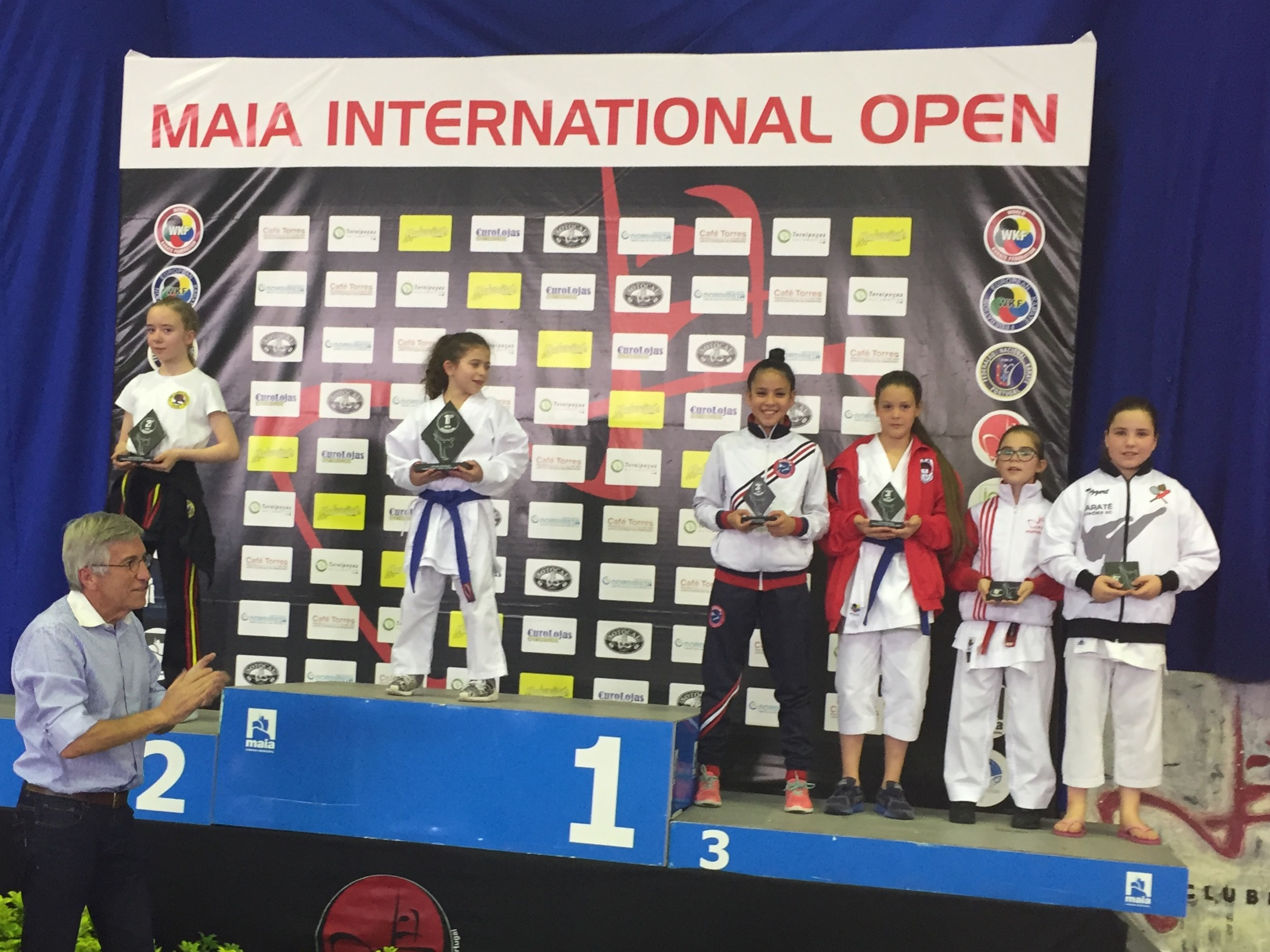 17º Internacional Portugal Maia Open - Karate 2017