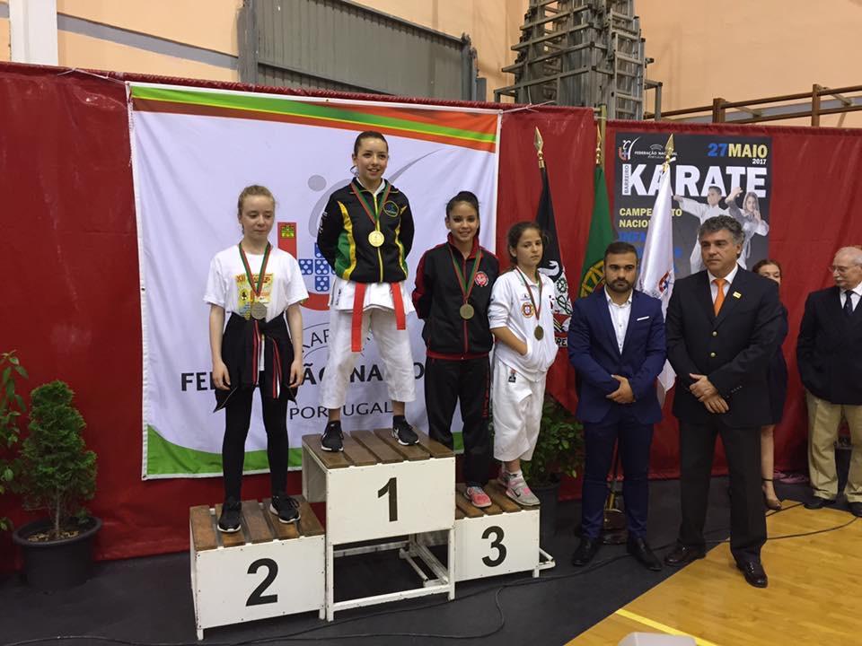 Campeonato Nacional de Karate - Infantil, Iniciado e Juvenil 2017